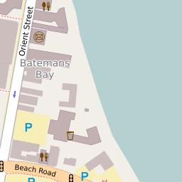Batemans Bay Map Scribble Maps Nature & wildlife areas in batemans bay. scribble maps